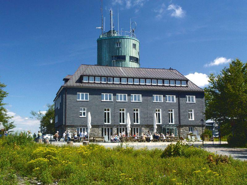 Parkplatz Kahler Asten Astenturm